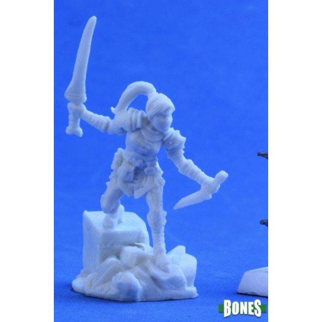 Lanelle, Half-elf Rogue