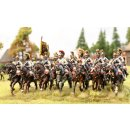 Napoleonic Austrian German Cavalry (Cuirassiers,...