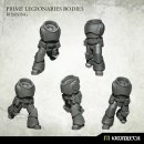 Prime Legionaries Bodies: Running