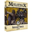 Malifaux 3rd Edition - Auxillary Forces - EN