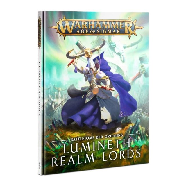 Battletome:Lumineth Realm-Lords (HB) Deu