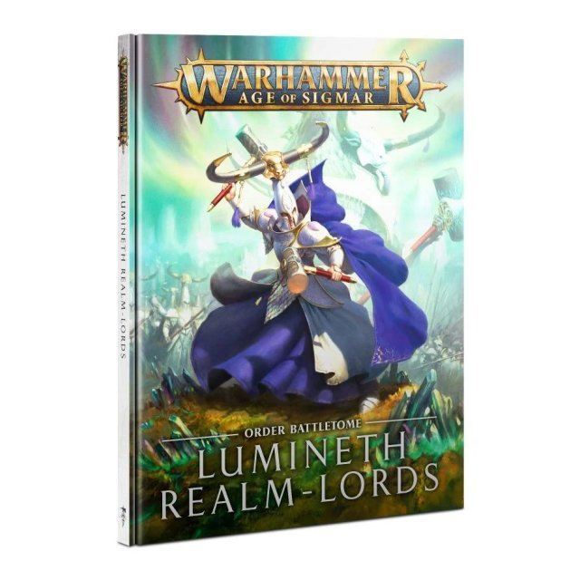 Battletome:Lumineth Realm-Lords (HB) Eng