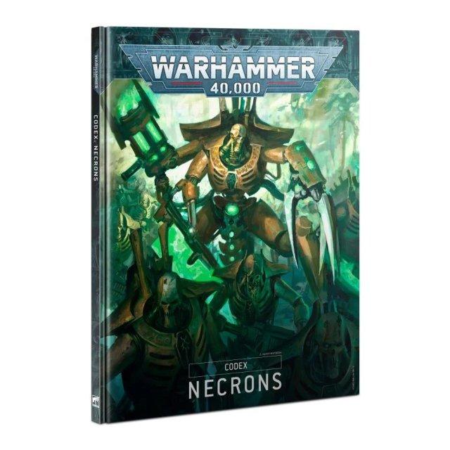 Codex: Necrons (Englisch)