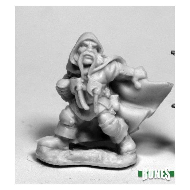 Klaus Copperthumb, Dwarf Thief