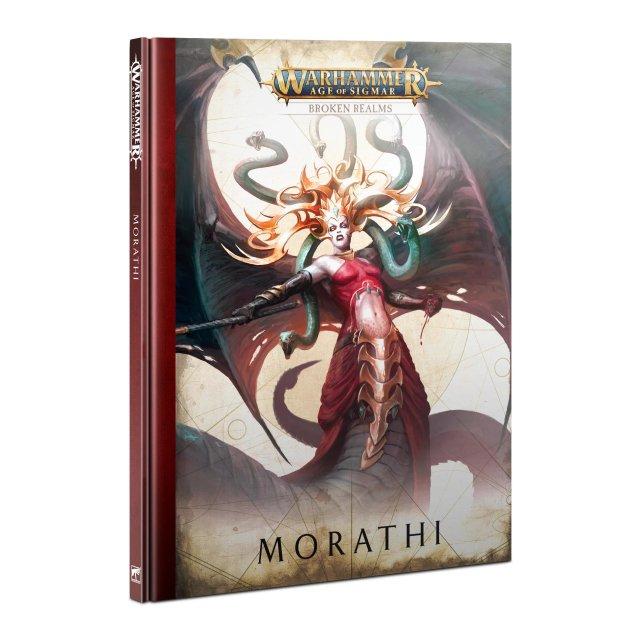 Broken Realms: Morathi (HB) (DEUTSCH)