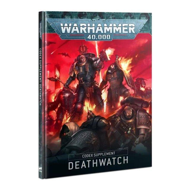 Codex Supplement: Deathwatch (HB) (ENGLISH)