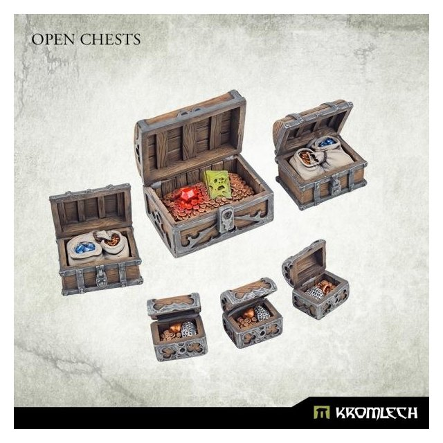 Open Chests