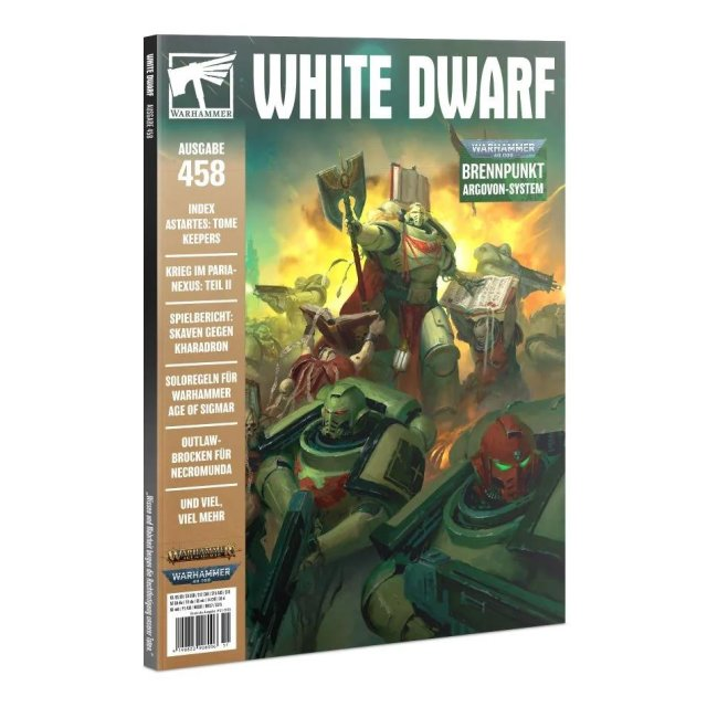 White Dwarf 458 (NOV-20) (DEUTSCH)