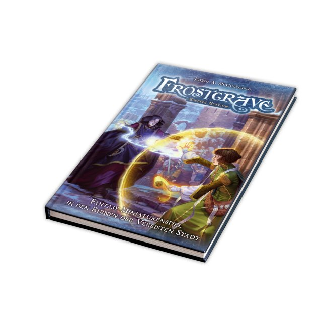 Frostgrave Grundregelwerk 2. Edition Deutsch