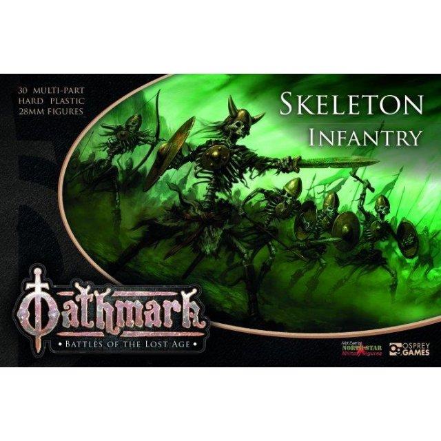 Oathmark - Skeleton Infantry (30)