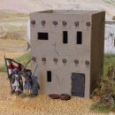 Afghanistan To Middle East Two-Storey House Small