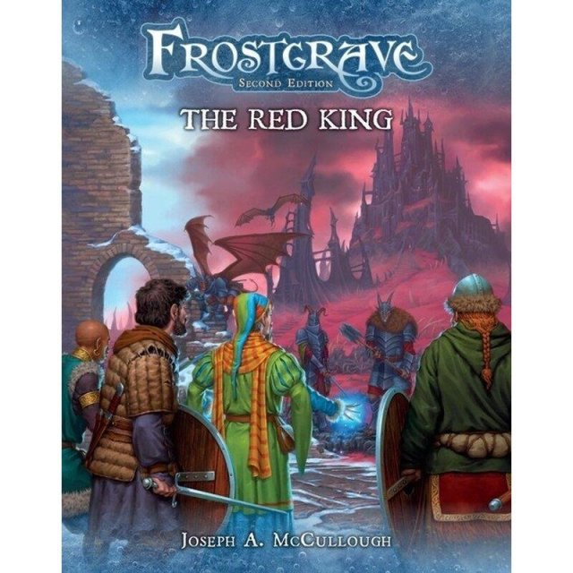 Frostgrave: The Red King