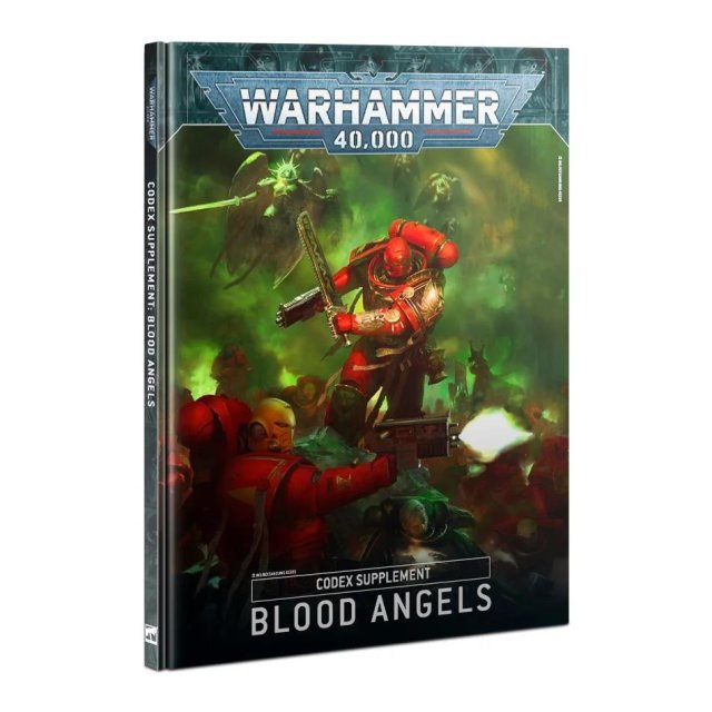 Codex: Blood Angels (HB) (ENGLISH)