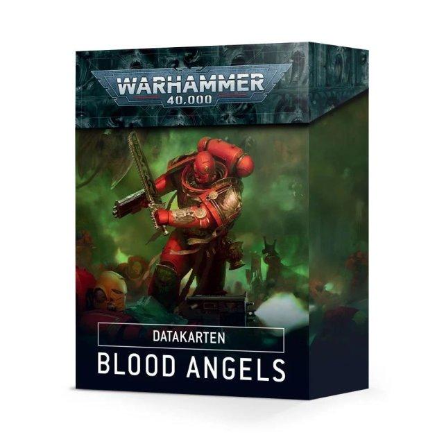 Datacards: Blood Angels (DEUTSCH)