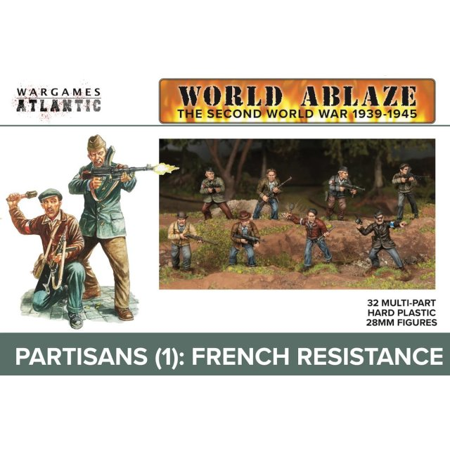 Partisans: French Resistance
