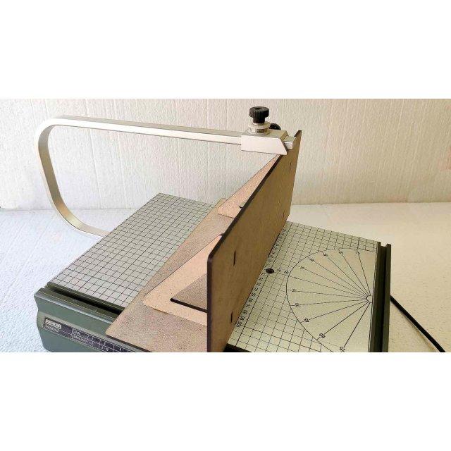 Führungsanschlag für Heißdrahtschneider/Styrodurschneider (Proxxon Thermocut)