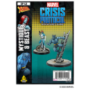 Marvel Crisis Protocol: Mystique and Beast - EN
