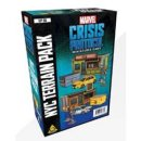 Marvel Crisis Protocol: NYC Terrain Expansion - EN