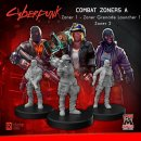 Cyberpunk RED - Combat Zoners A