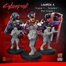 Cyberpunk RED - Lawmen A