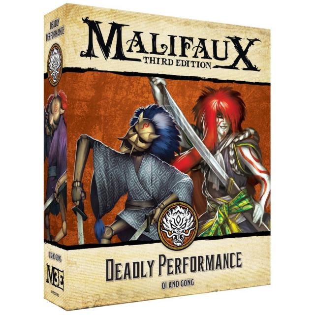 Malifaux 3rd Edition - Deadly Performance - EN