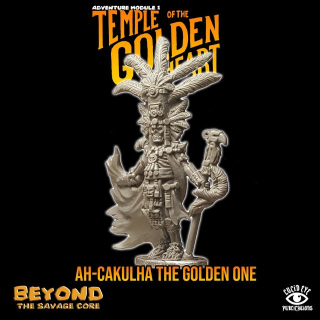 Ah-Cakulha, The Golden One