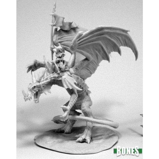 Kyra & Lavarath (Dragon and Rider)