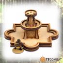 25mm City Fountain