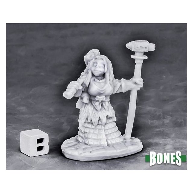 Dwarf Forge Priestess