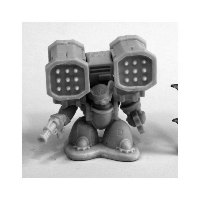 Space Mousling Heavy