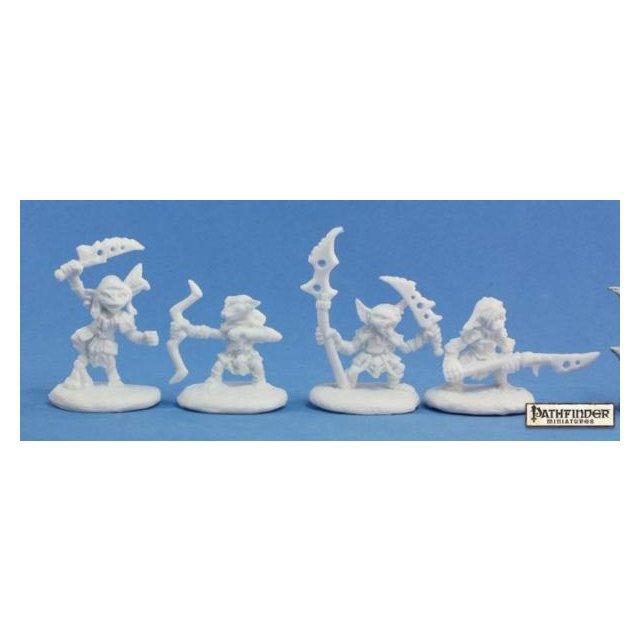 Pathfinder Goblin Warriors