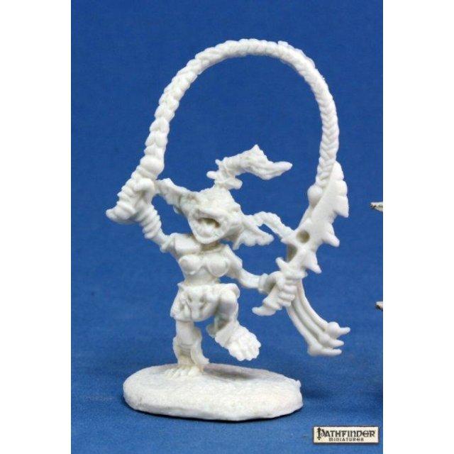 Pathfinder Goblin Warchanter