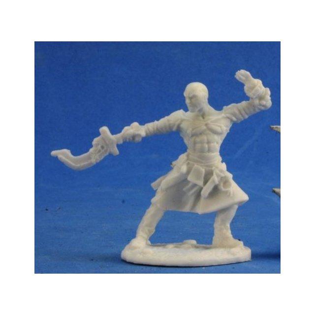 Sajan, Iconic Monk