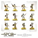 SPQR: Mercenaries - Numidian Skirmishers