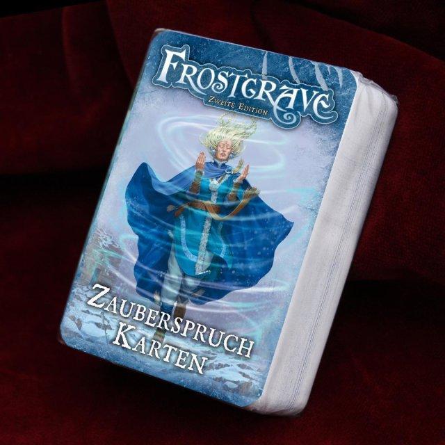 Zauberkarten Deutsch (2. Edition)