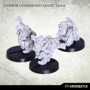 Dvergr Commando Medic Team