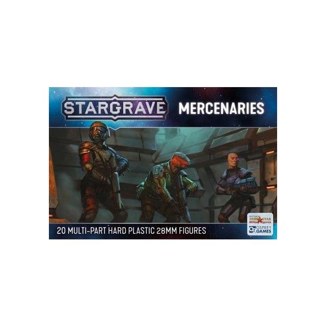 Stargrave Mercenaries