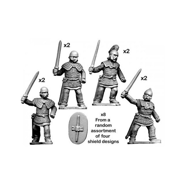 Ancient Celtic Noble Warriors (4)