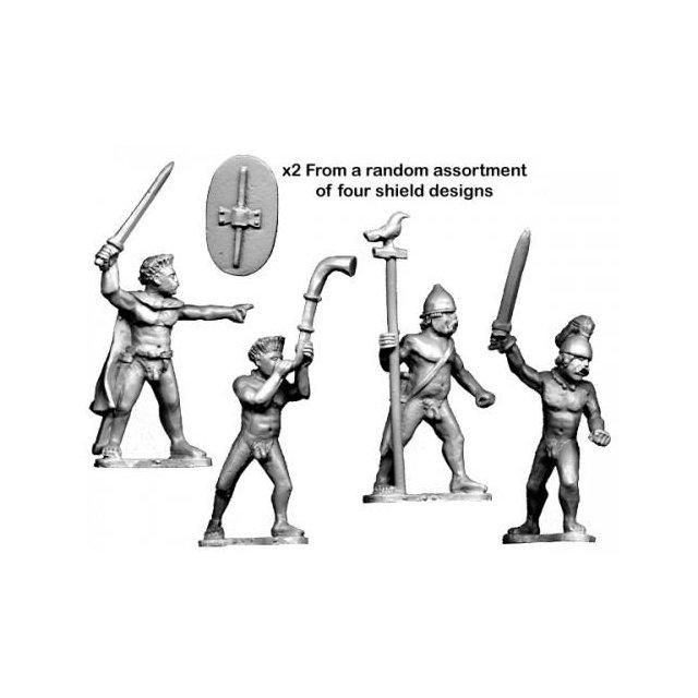 Ancient Celt Fanatic Command (4)