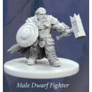 Fantasy Series 1: Male Dwarf Fighter