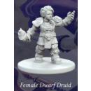 Fantasy Series 1: Female Dwarf Druid