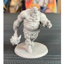 Fantasy Series 1: Ogre (Large Miniature)