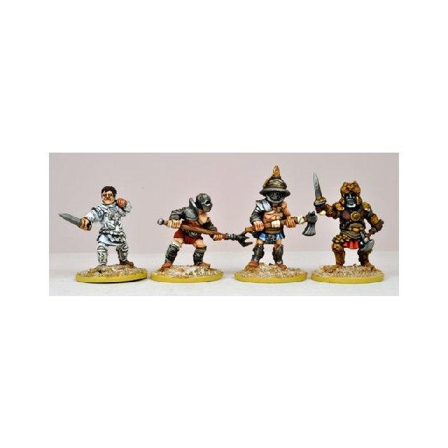 Gladiator Characters (4)