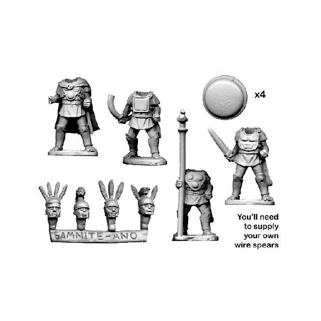 Campanian Hoplite Command