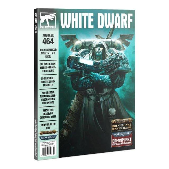 White Dwarf 464 (MAY-21) (DEUTSCH)