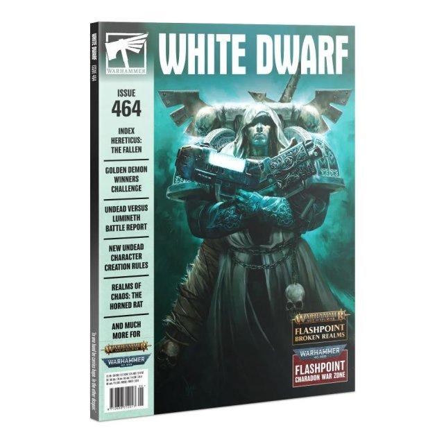 White Dwarf 464 (MAY-21) (ENGLISH)