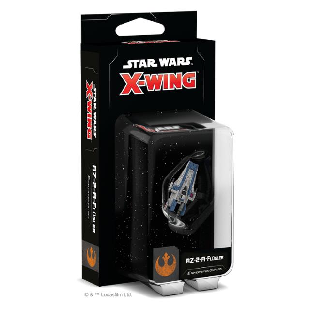Star Wars: X-Wing 2.Ed. - RZ-2-A-Flügler Erweiterungspack DE