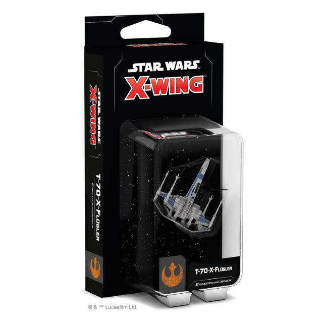 Star Wars: X-Wing 2.Ed. - T-70-X-Flügler Erweiterungspack DE