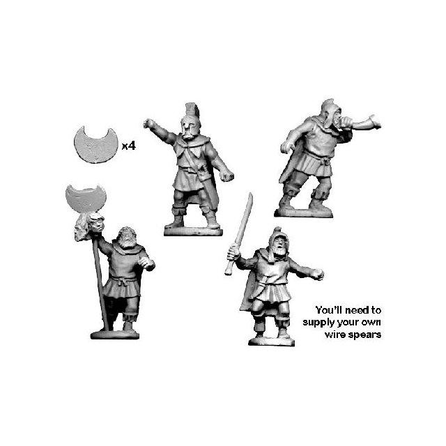 Thracian Tribesmen Command (4)