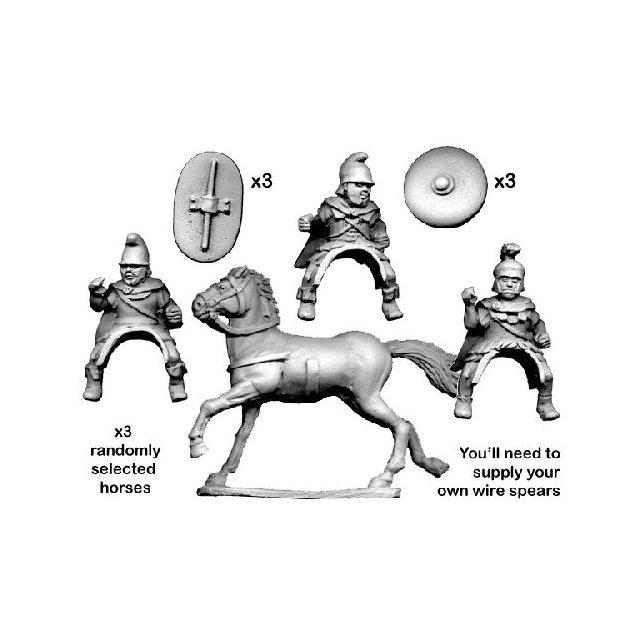 Armoured Thracian Cavalry (3)